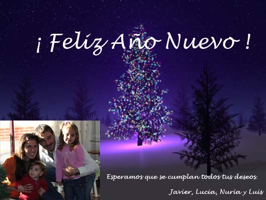Luis Navidad 2009-14